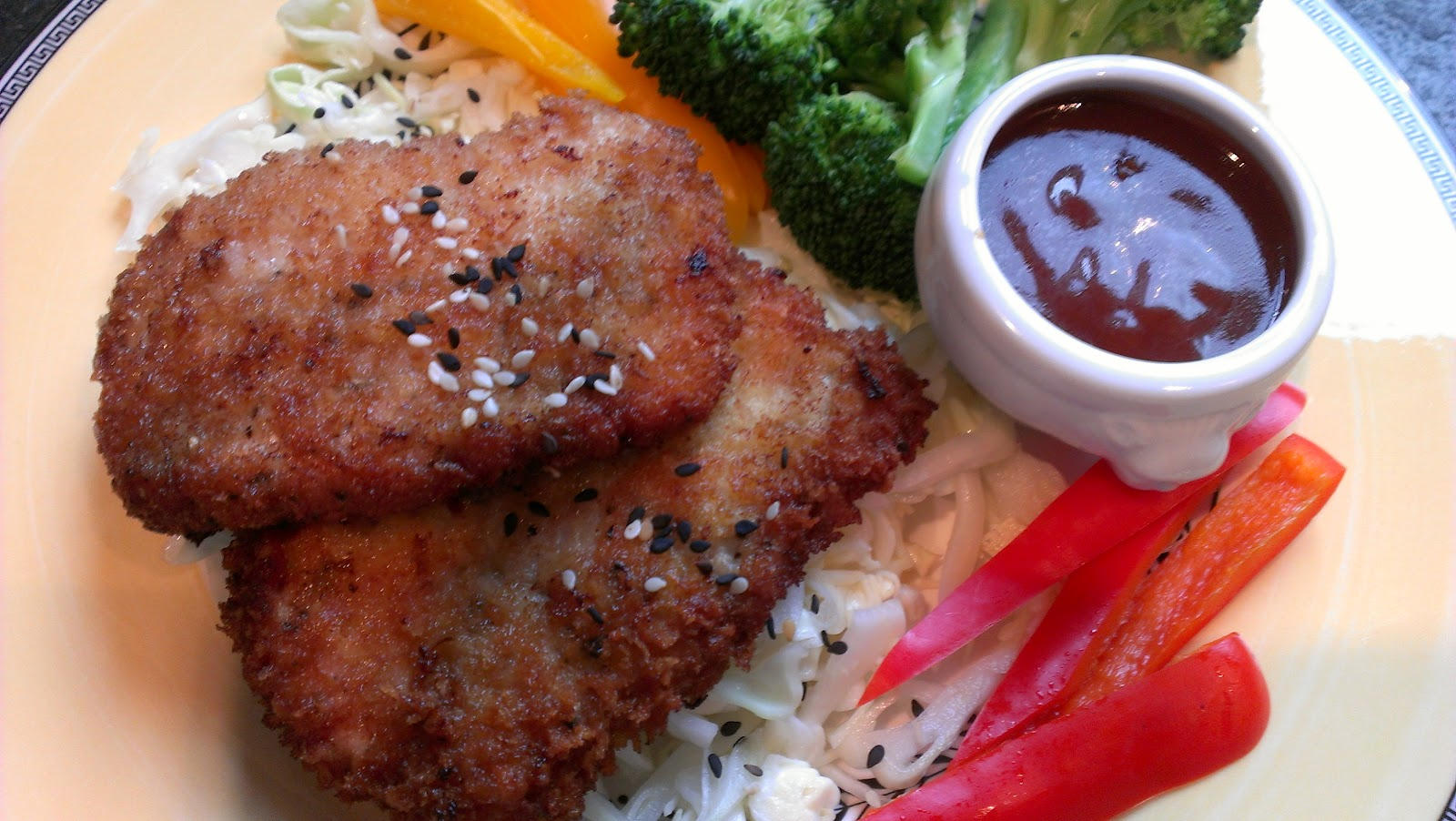 Got it, Cook it: Tonkatsu, Japanese Fried Pork Cutlet