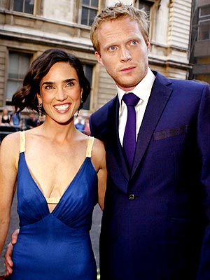 Jennifer Connelly and Paul