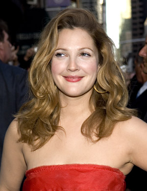 Drew Barrymore Hairstyle 13