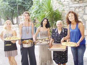 Γιορτή Μεσογειακής Διατροφής στη Βανάδα Τριφυλίας