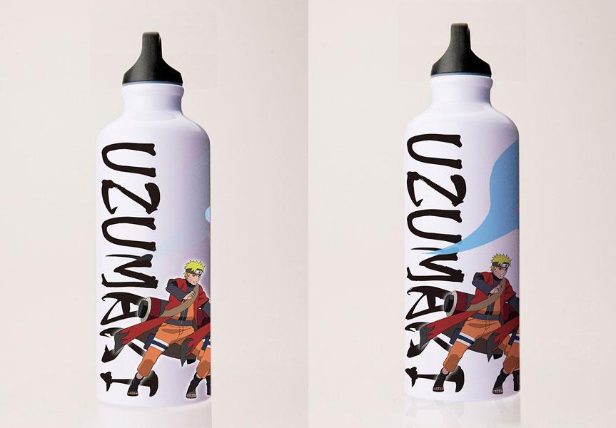 Naruto Rasen Shuriken Bottle
