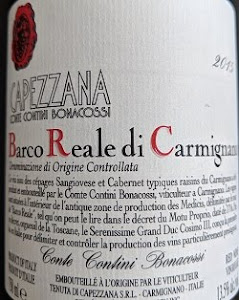 Notre vin de la semaine est ce très bon rouge bio de Toscane !