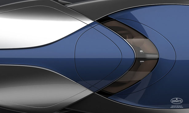 stylish and elegant bugatti veyron sang bleu yacht concept spicytec. Black Bedroom Furniture Sets. Home Design Ideas