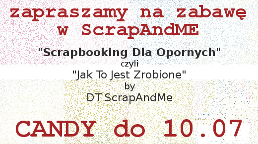 SDO w ScrapAndMe