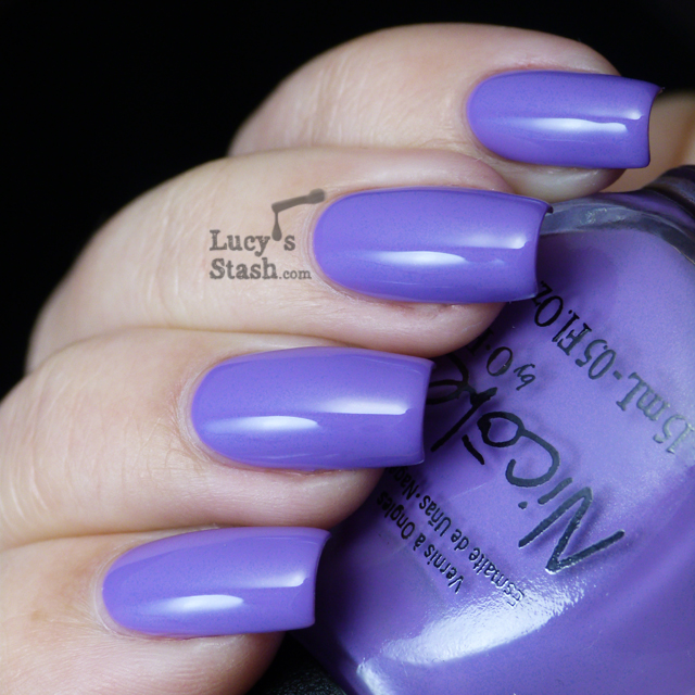 Lucy's stash - Nicole By OPI Love Song