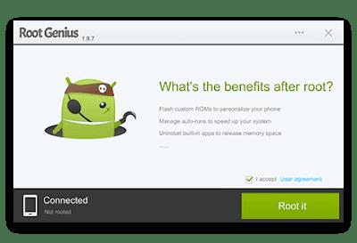 Cara Mudah Root Andromax C3si Tanpa Pc Rooting Android Tanpa Komputer