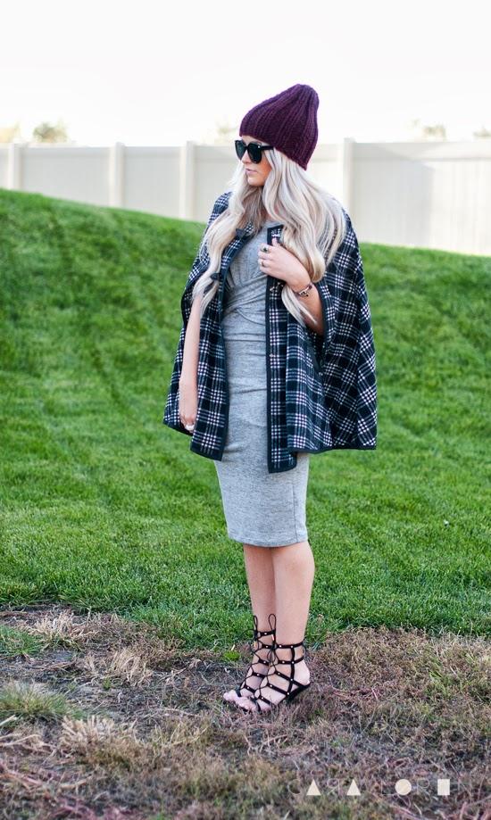 Caraloren cozy Fall outfit