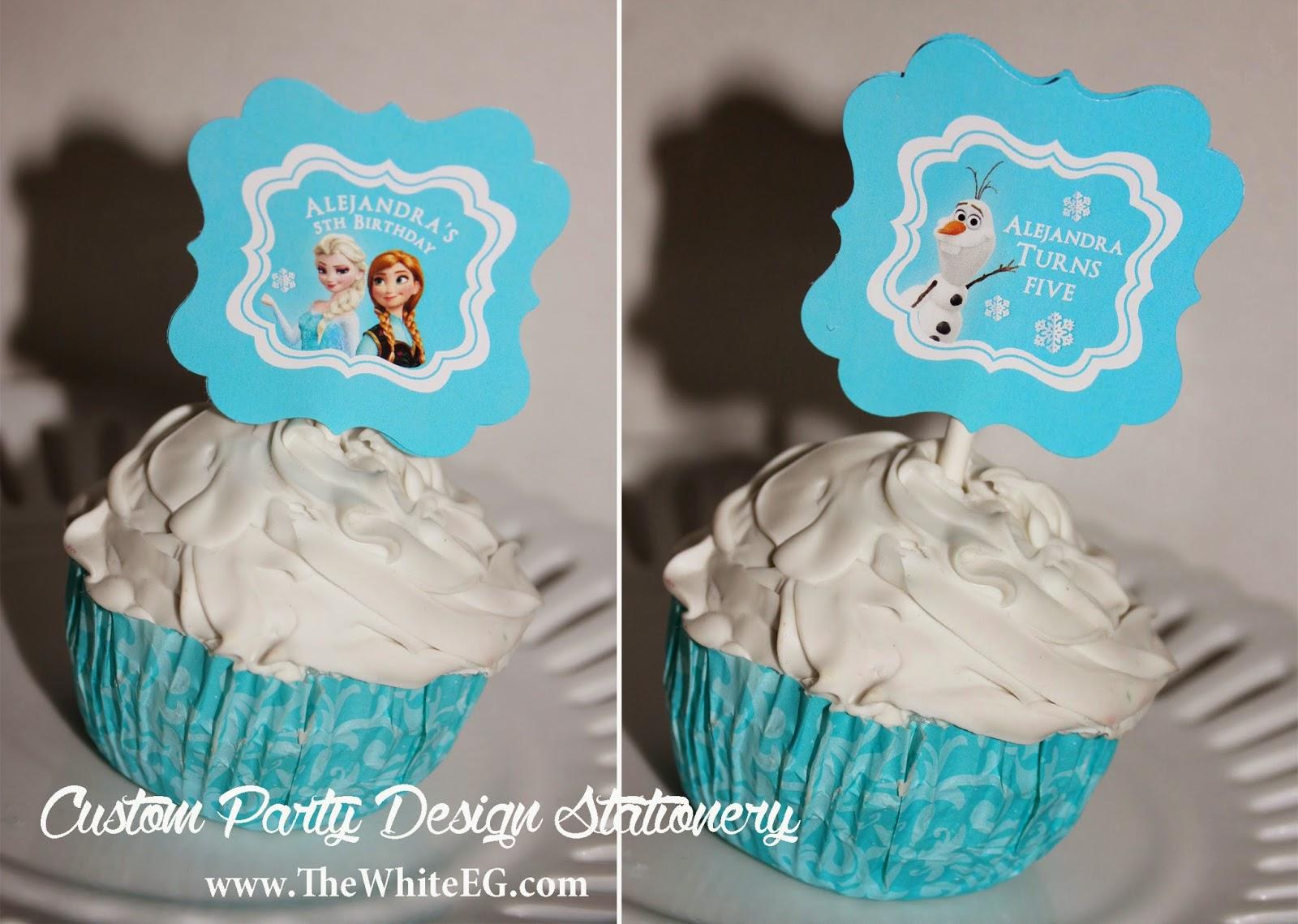 Disney s frozen theme birthday party ideas free printable thank you