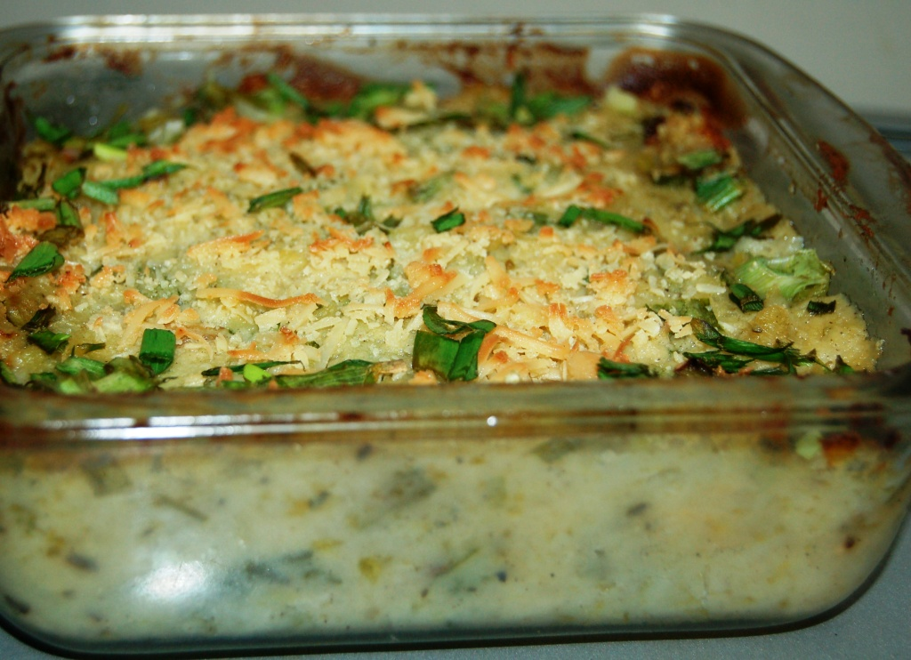 Bake-a-Mania: Mashed potatoes with garlic and chives