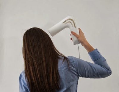 Innovative Hair Dryers and Cool Hair Dryer Designs (15) 10