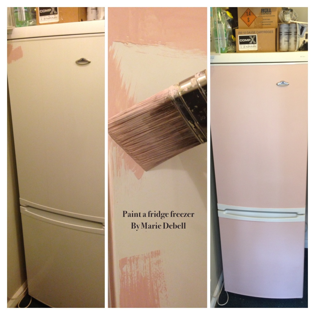 Marie Debell White Goods Pah I Paint Mine Pink