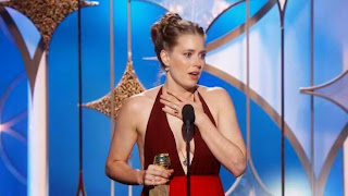 "Best Actress, Musical or Comedy: Amy Adams, ""American Hustle."""