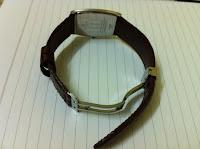 dây đồng hồ da cá sấu 40