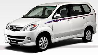 Harga Mobil Toyota Avanza Terbaru 2013