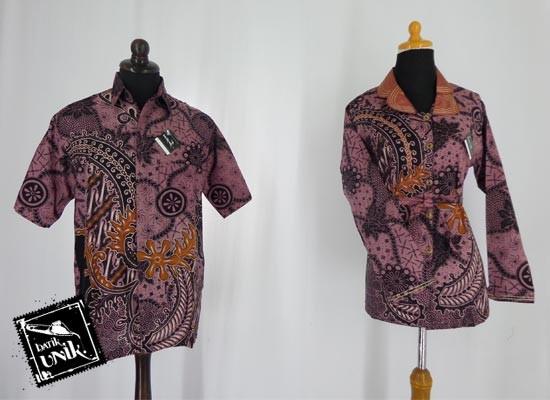Batik Sarimbit Blouse Grosir Baju Surabaya Malang