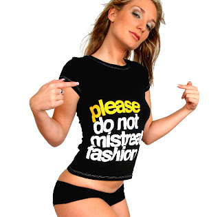 Please Do Not Mistreat Fashion Tee