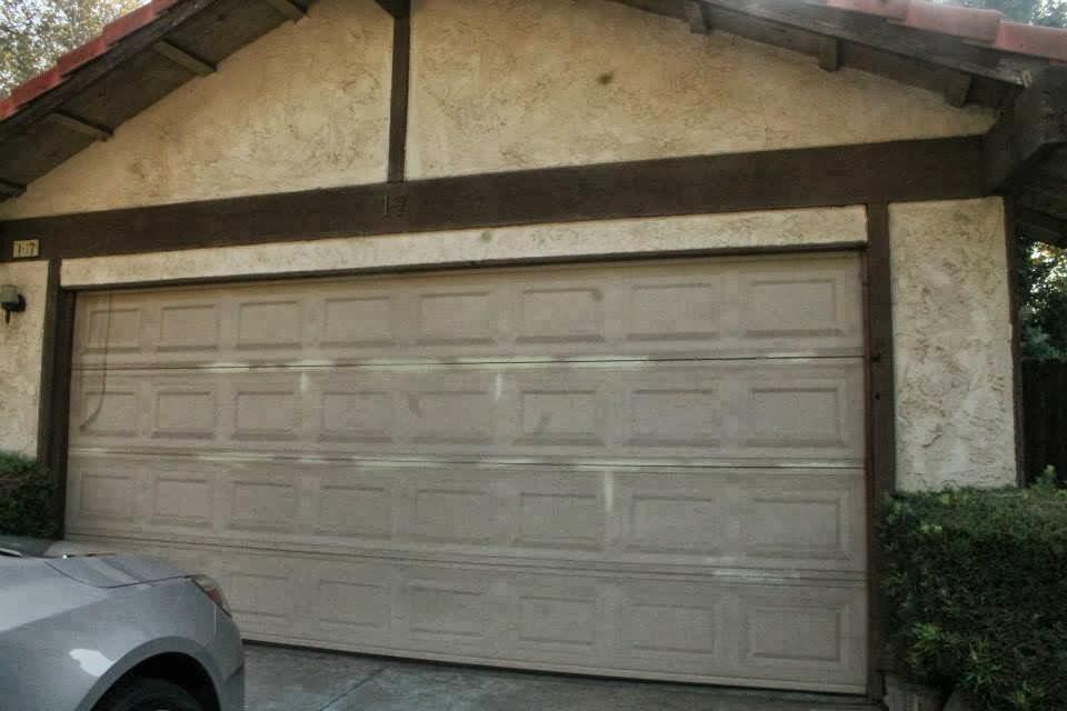 Forever Moore Design Home Garage Door Make Over