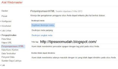 menu penyempurnaan html