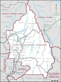 Strategic tactical voting in North Okanagan—Shuswap