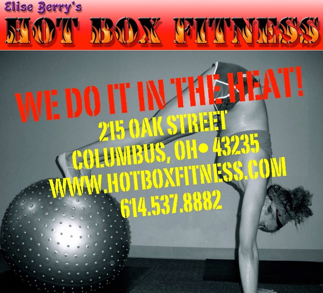 Elise Berry's Hot Box Fitness