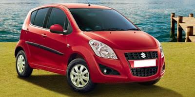 Mobil Suzuki Splash Siap Hadir Lebih Fresh