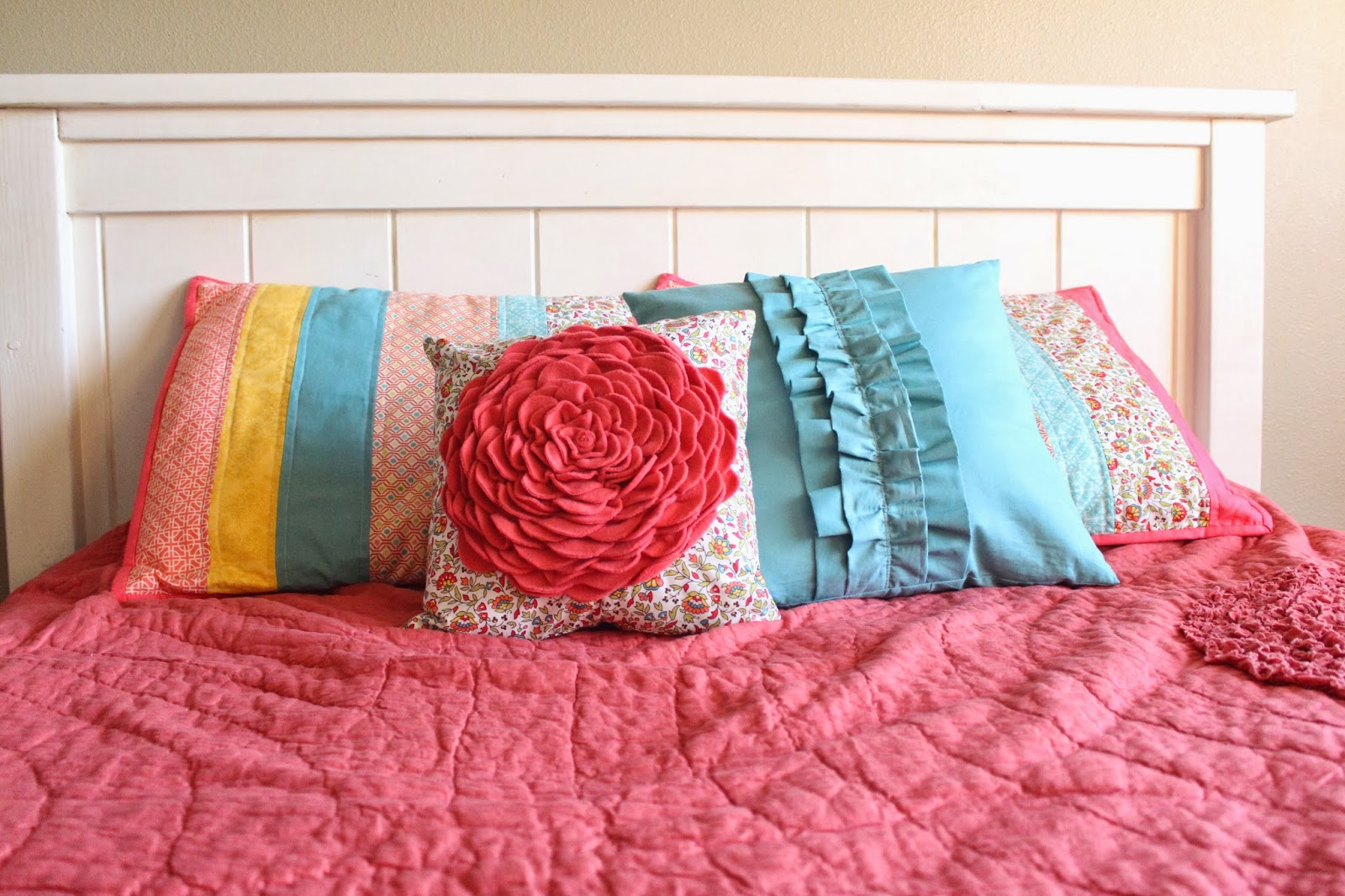 Anna Elizabeth Made: Quilted Pillow Sham {Tutorial} : quilted pillow sham pattern - Adamdwight.com