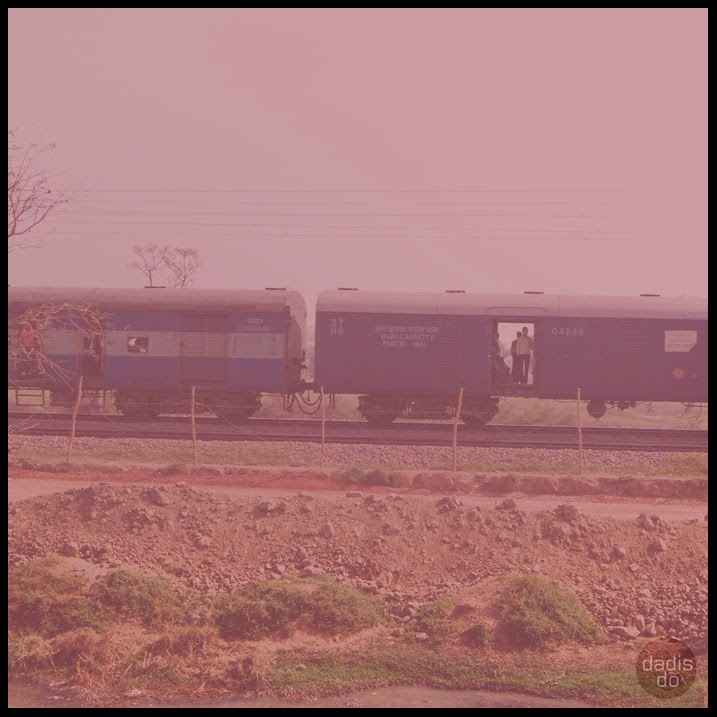 Train, India