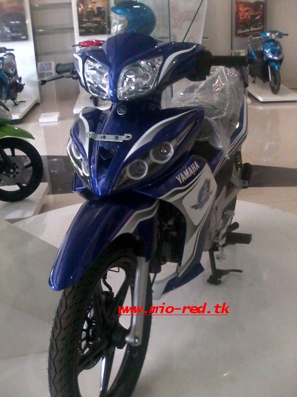 Modif Yamaha Lexam