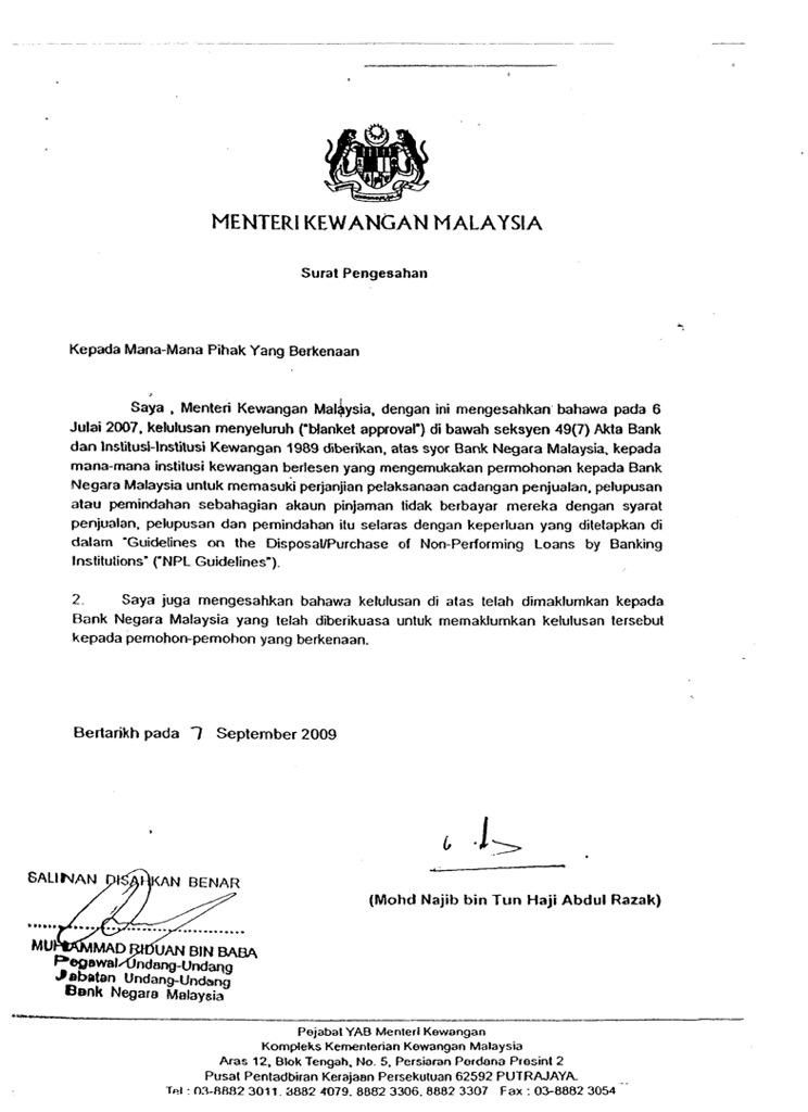 Malaysians Must Know The TRUTH Najib Tun Razak A Trust