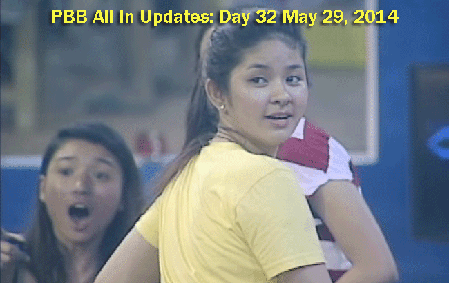 PBB All In Updates: Day 32 May 29, 2014