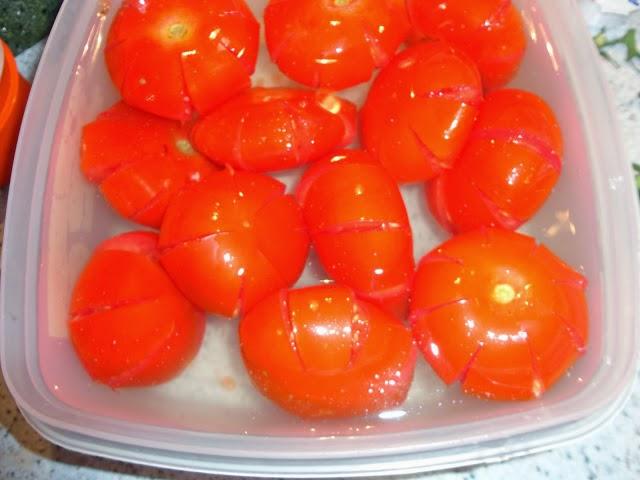 Cách làm mứt cà chua quả to cực ngon 3