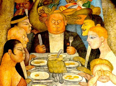 Mexico city an opinionated guide diego rivera 39 s 39 other for Diego rivera famous mural