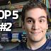 TOP 5 #2 | Posts que não fizemos na última semana