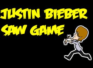 Justin Bieber Saw Game