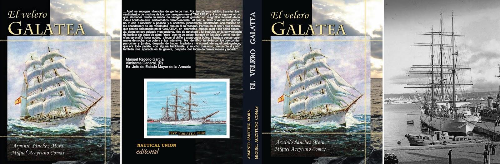 """Presentación de libro  """"El velero Galatea"""""""