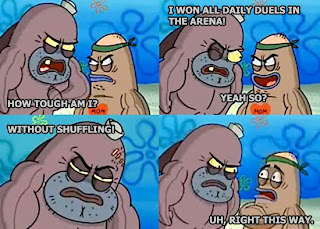 Salty Spitoon: Win Arena Duels Without Shuffle