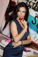 Adriana Lima at Victoria's Secret Bombshell Collection launch