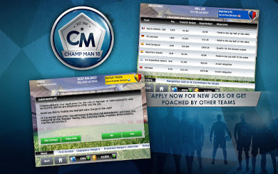 Champ Man 16 V1.0.0.55 MOD Apk-Screenshot-3