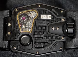 Dos montre Urwerk UR-210