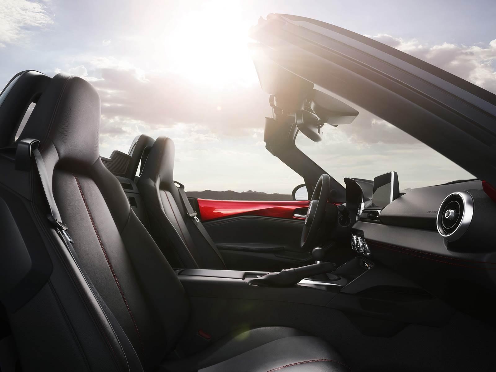 Fiat 124 Spyder / Mazda MX-5 Miata