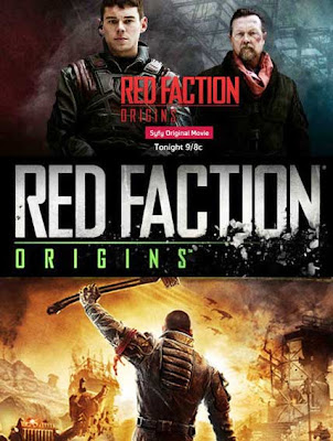 Watch Red Faction: Origins 2011 BRRip Hollywood Movie Online | Red Faction: Origins 2011 Hollywood Movie Poster