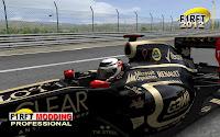 F1 en pista del simulador 3