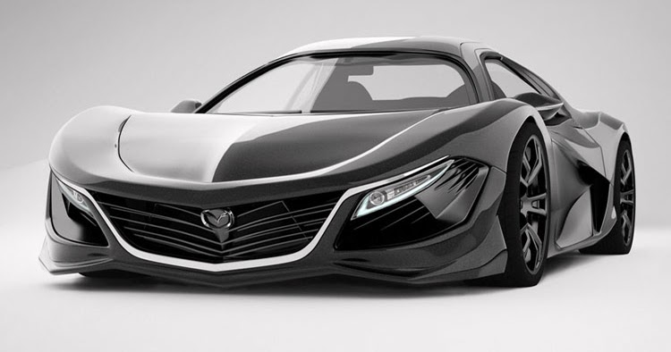 Mazda Rx7 Sport >> 2018 Mazda RX9 Mid-Engine Design Concept; Thoughts?
