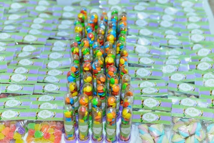 Decoração Festa Tinker Bell