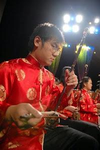 Pemuzik Erhu