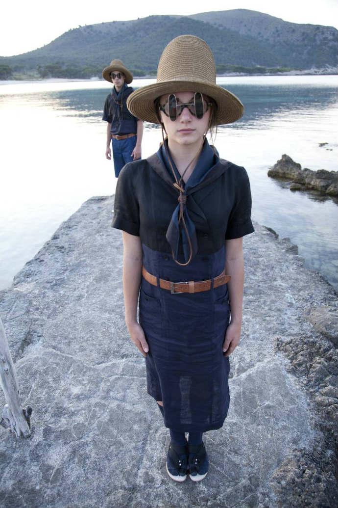 Medwinds x Henrik Vibskov On The Beach sunglasses