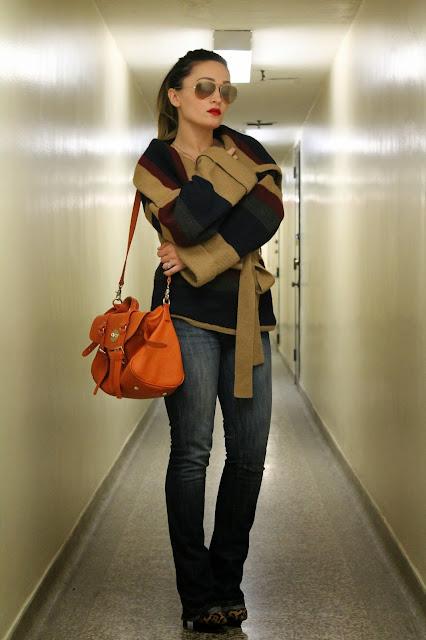 #JayManuel #sweater #stripedsweater #striped #Sears #jaymanuelforsears #LAMB #LAMBheels #ankleboots #leopartprint #leopardboots #orangebag #leatherbag #Winners #winnersfind #shoulderbag #orangeshoulderbag #fashion #toronto #torontostreetstyle #torontoblogger #fashionblogger #canadianfashionblogger #selfie #ray-ban #rab-bansunglasses #sunglasses #streetstyle #tistheseason #winterlook #falllook #lookoftheday #oversizedsweater #oversized