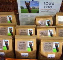 Lou's Poo, Dried Alpaca Fertiliser