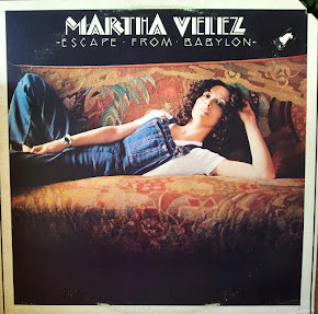 MARTHA VELEZ AND THE WAILERS LP