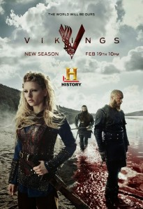 Assistir Vikings 3 Temporada Online Dublado e Legendado